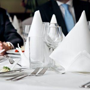 Événements tel que les repas d'entreprise